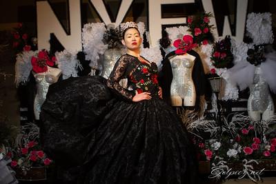 Society Fashion week Saturday show  Feb 8th