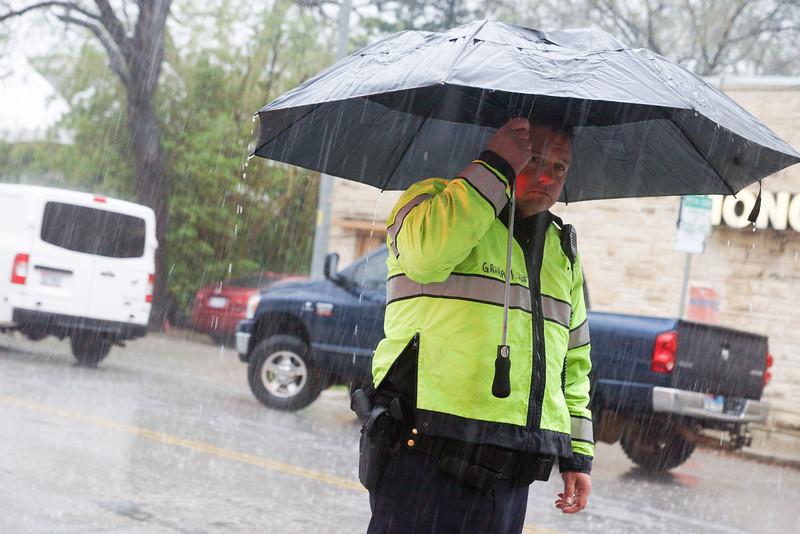 Saddest Cop in the World