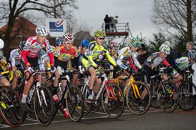 Azencross 2013 - Nieuwelingen