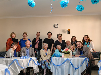 Willy's 90th Birthday