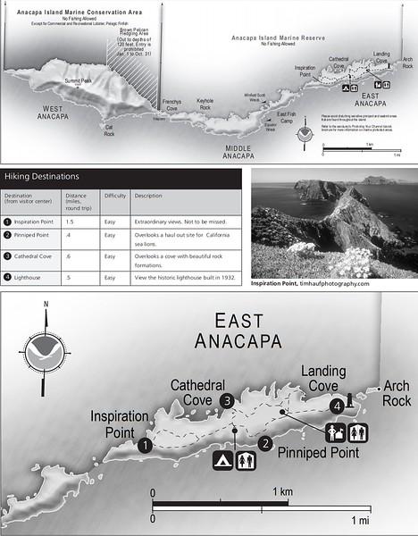 Channel Islands National Park (Anacapa Island)