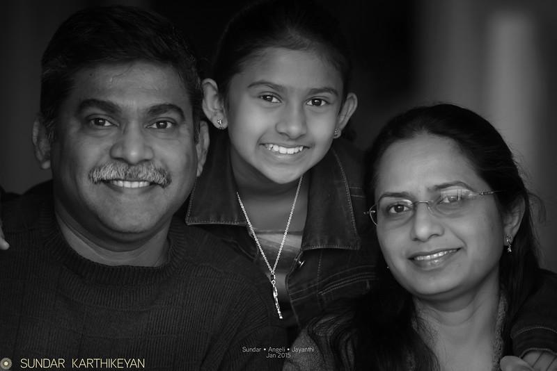 Sundar, Angeli and Jayanthi