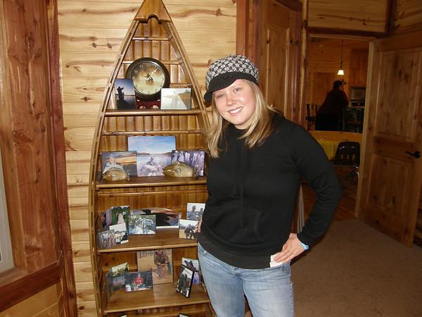 Log Home Thanksgiiving 2011
