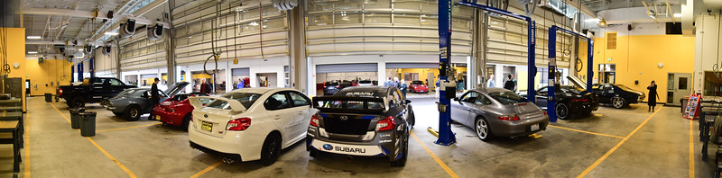 Renton Tech Automotive Center Ribbon Cutting