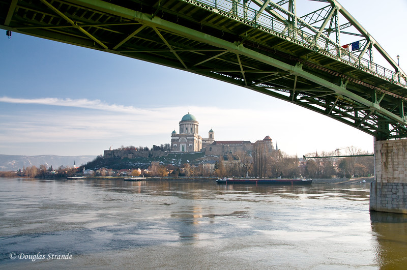 On the Danube, from Bratislava to Budapest
