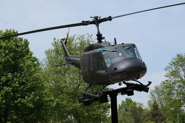 Nancy Smoyer's Visit to the NJ Vietnam Veterans' Memorial