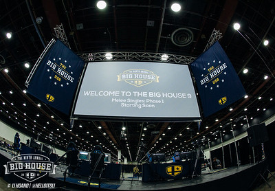 The Big House 9: Day One