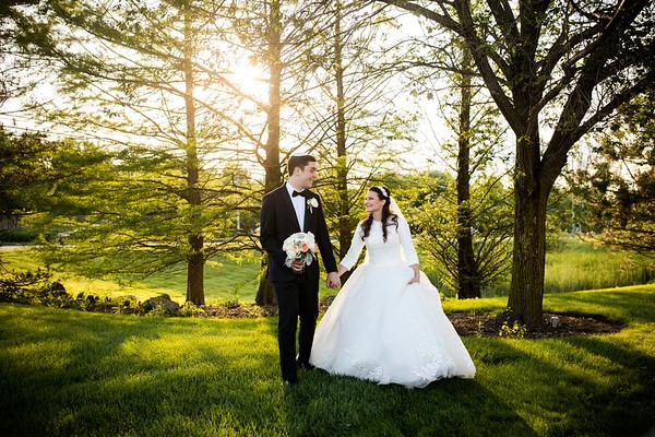 Leora + Nate: Wedding