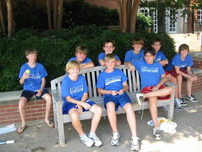 2009 MSC 2- Afternoon Activities