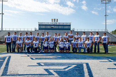 Senior and Team Photos