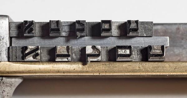 Exotic Typefaces - Caratteri esotici