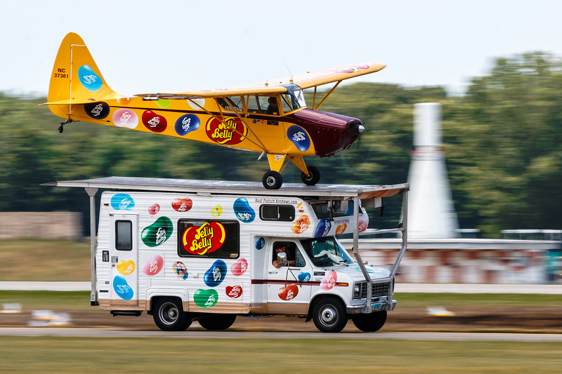 Flying Jelly Belly