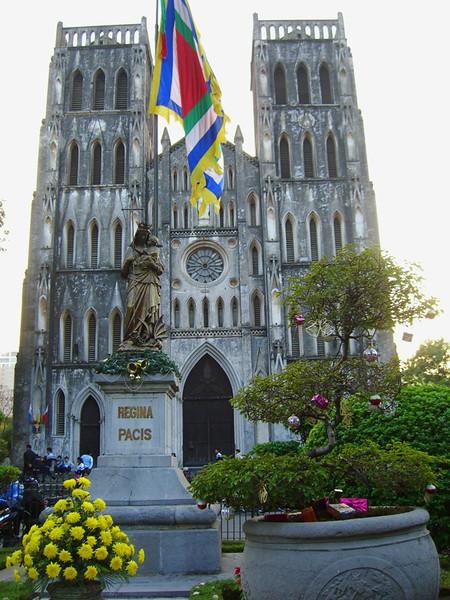 St. Joseph's Cathedral - Hanoi, Vietnam