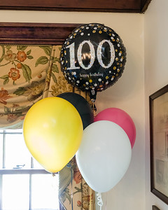 Rena's 100th Birthday 06-08-19