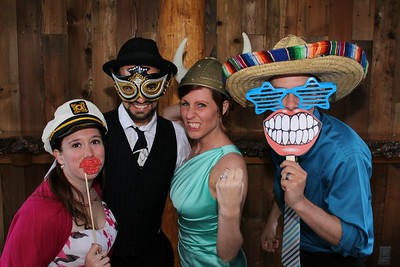 Brown Wedding Photobooth 5.30.2015