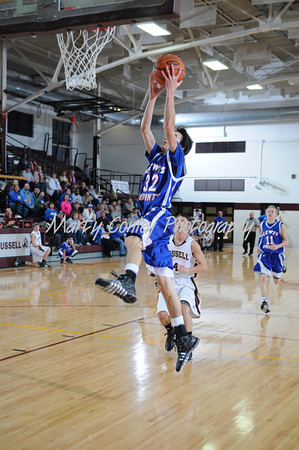 2013-2014 Russell vs. Lewis County Boys