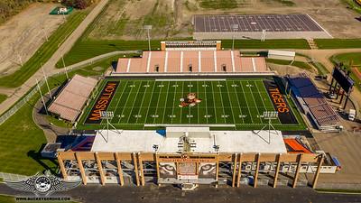 Massillon Paul Brown Stadium 10-31-2020