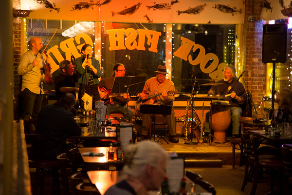2016-12-28 Fidalgo Swing @ The Rock Fish Grill/Anacortes Brewing