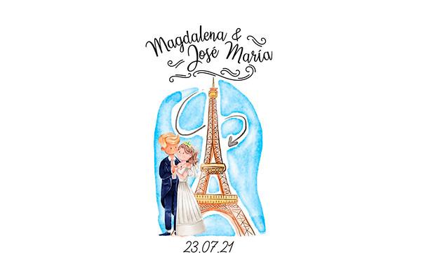 Magdalena & José María - 23 julio 2021