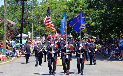 Ridgefield Park 4th of July parade 2017