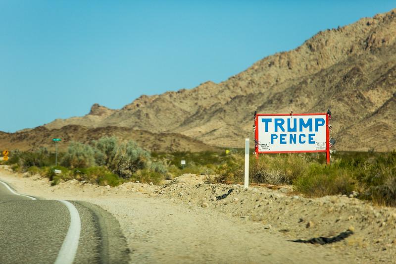 California Conservative, 2017