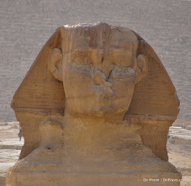 The Sphinx Is For Real!