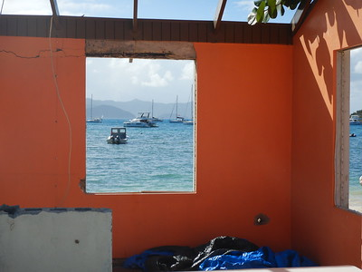 2018-12-15 Checking in to BVIs at Jost van Dyke