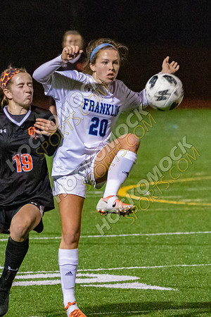 Oliver Ames-Franklin Girls Soccer - 11-04-19