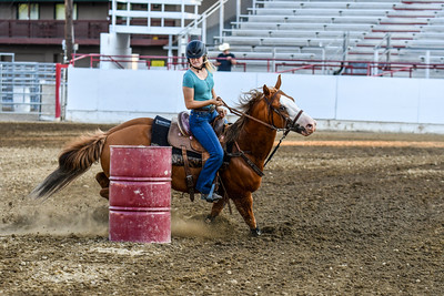7-13-21 NSBRA Redding Rodeo Grounds