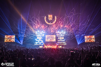 2017.9.15 - Road to Ultra Philippines (Zedd, Hardwell)