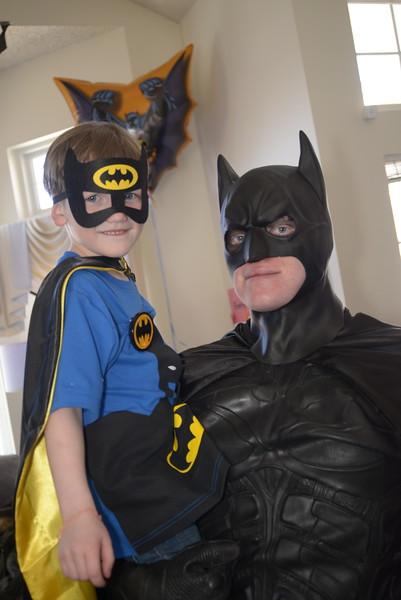 Batman - Corbin 5, featuring Rylee Rae 10