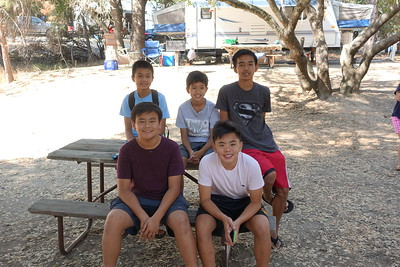 Camping Aug 14, 2016