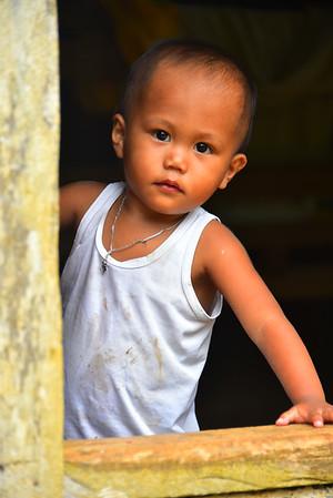 Mindoro Island, Philippines, Magyan Village