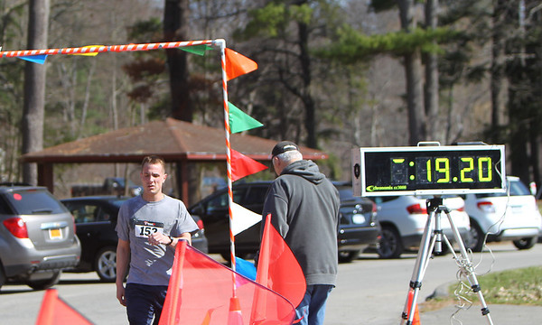 Cops and Joggers 5K 4-19-2014