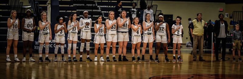 SCISA 2A girls championship (2020) - HHCA vs. Spartanburg Christian