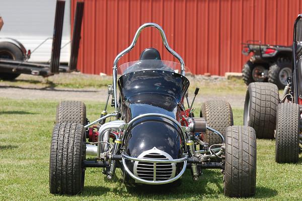 GVAT Firecracker 500 and Vintage Cars2009