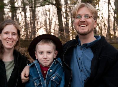 Summerstay family photos November 16, 2012