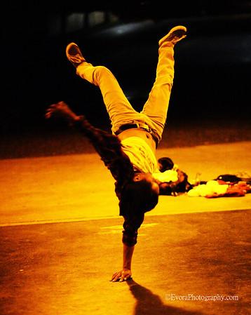 Dance Fun at Kirkland Marina Park 9-15-2014