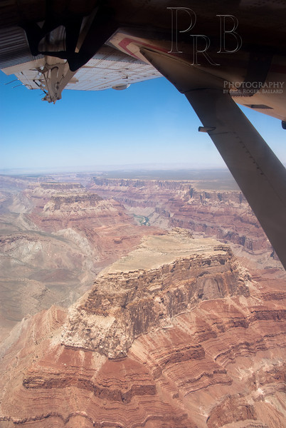 Flight over Canyon