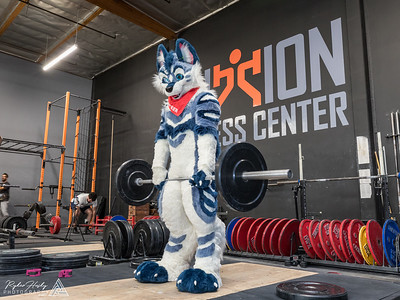 Mission Fitness Halloween Deadlift
