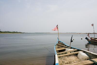 2017_02_11, Boat ride on Farmington River, Marshall, Liberia