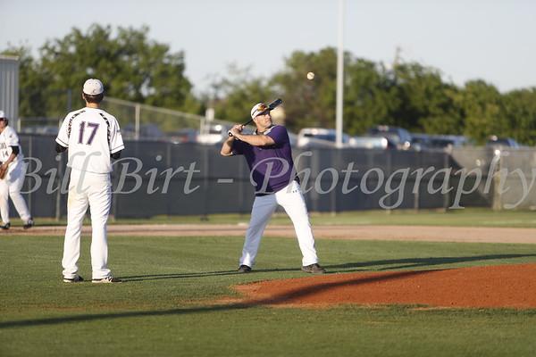 TCHS Baseball var vs Southlake 4-26-19