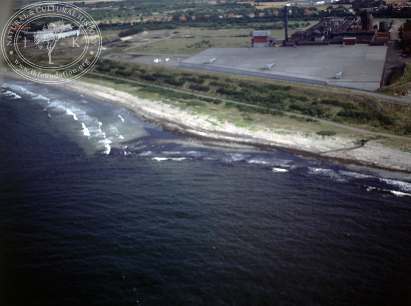 Höganäs, dams close to the coast (1990) | PH.0611