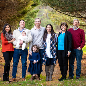 Karla & Mark's Family Portraits Quick Picks