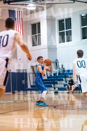 International Studies Boys Basketball 12-5-18