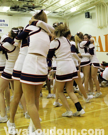 Cheer: 2012 Dulles District Meet Awards (by Dan Sousa)