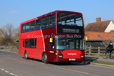 Hedingham & District