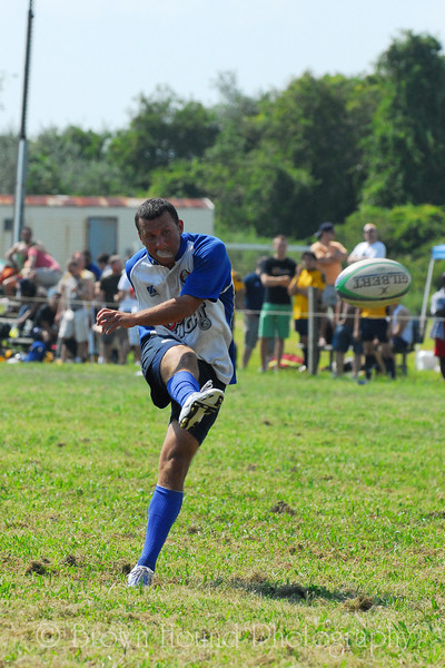 Gotham Knights v. Rockaway Rugby, September 5, 2009