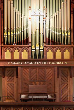 Piano and Organ