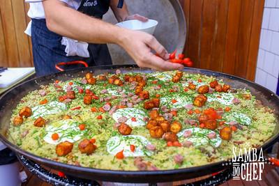 mai.10 - Samba do Chef
